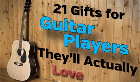 21 serious gifts for guitar players they ll actually love