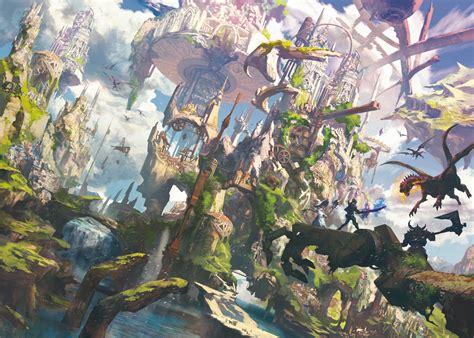 Dragons Set 1 Megablock Ori Original building clouds hat ochurucchuru original