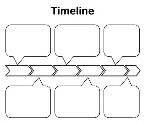 timeline template for kids 6 download free documents in
