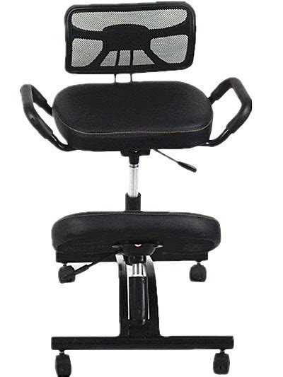 knie stuhl kneeling chair leather fabric chair kneeling chair for