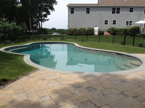 Gunite Pools By Dynasty Pools For Ma Ri And Ct Gunite Swimming Pool Designs