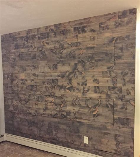 the inspiration chronicles barnwood accent walls 17 best images about wall ideas on pinterest planked