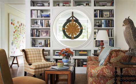 Modern Small Home Library Classic Home Designs Classic Country Home For
