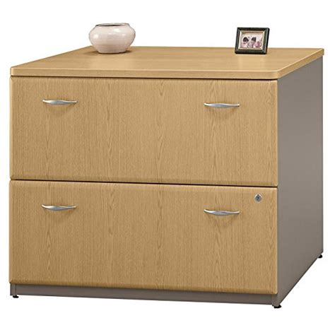 2 Drawer Wood File Cabinet Oak by Furniture Series A 2 Drawer Lateral Wood File Storage