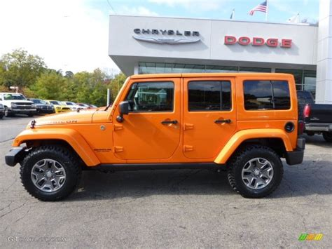 orange jeep wrangler unlimited jeep rubicon related images start 0 weili automotive network