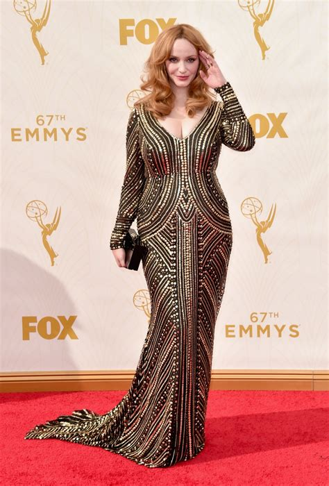 Dress Lengan Remper here s what everyone is wearing on the emmys carpet