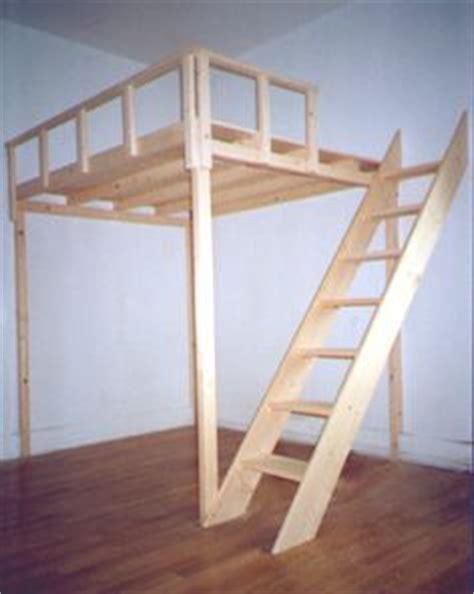 bett mit treppe für erwachsene die 25 besten ideen zu bett bauen auf