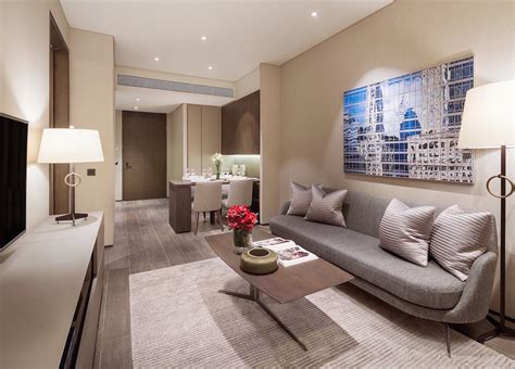 two bedroom apartment singapore oakwood premier oue singapore to open on 15 june 2017
