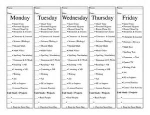 Homeschool Checklist Template by 17 Best Ideas About Daily Checklist On