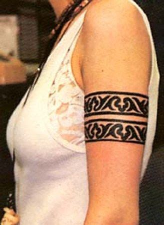 female tribal arm tattoos tribal armband tattoos for world