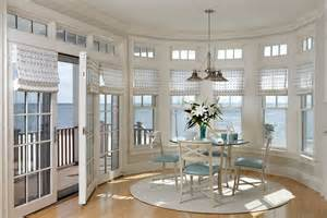 Dining Room Window Ideas Bay Window Curtains Ideas For Privacy And Homestylediary