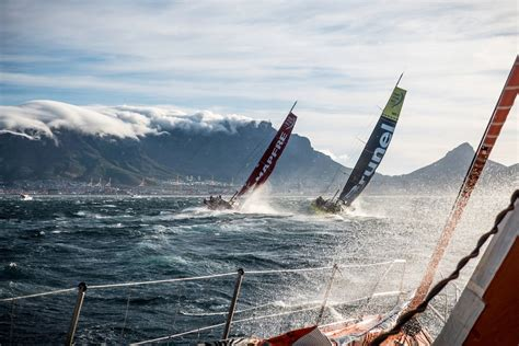 the next volvo race in multihulls sailfeed