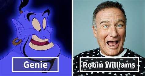 actor cartoon voices the faces behind famous cartoon characters bored panda