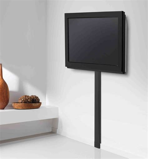 wall mount tv wire cover decor ideas