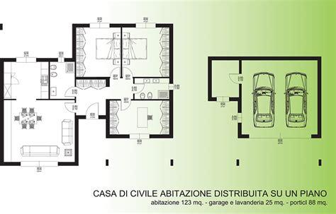 Quanto Costa Costruire Una Villetta Di 200 Mq by Casa 120 Mq Su Un Piano Yg54 Pineglen