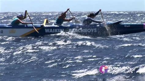 hawaiian word for boat 2012 world chionships of outrigger canoe paddling youtube