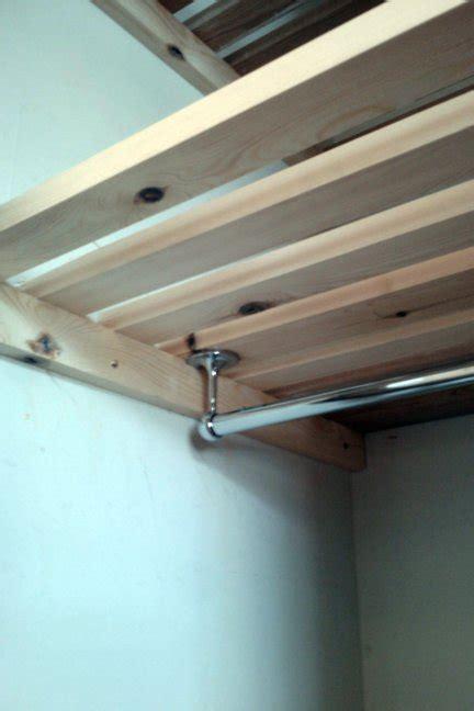Airing Cupboard Slats Wooden Slat Closet Shelving