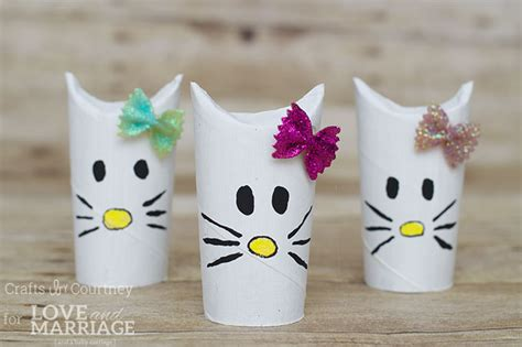 easy crafts using toilet paper rolls simple hello craft using toilet paper rolls