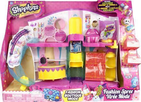 Shopkins Fashion Boutique 1 shopkins fashion boutique playset exclusive figures bags fashion spree season 3 ebay