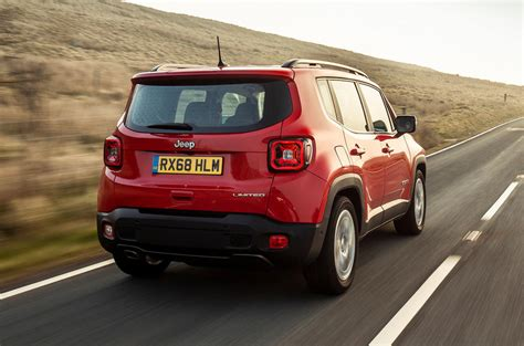 2019 Jeep Renegade Review by Jeep Renegade 1 0 Longitude 2019 Uk Review Autocar