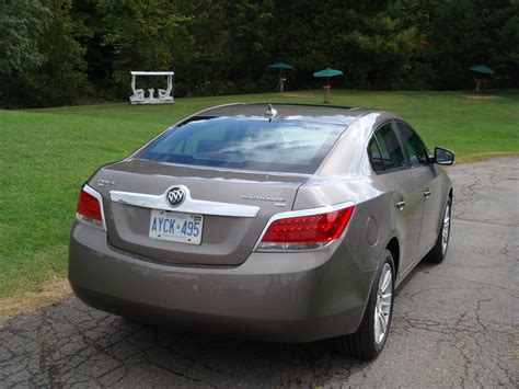 2010 buick lacrosse problems 2010 buick lacrosse stabilitrak autos post