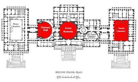 capitol building floor plan us capitol building architecture and design architect boy