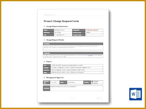 Project Change Request Form Samples on change management form sample, project initiation form sample, project task form sample, project change order template, project implementation form sample,