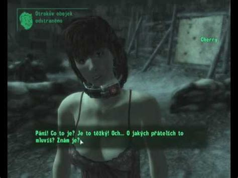 Fallout What Will Happen Truly To Slave After Arrive To Paradise Falls Part Youtube