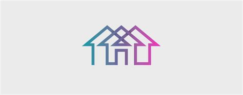 house logos 40 creative house logo design exles for your inspiration