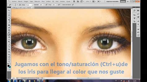 tutorial photoshop cs5 retoque de piel maquillaje y efectos tutorial photoshop cambiar color ojos labios maquillaje