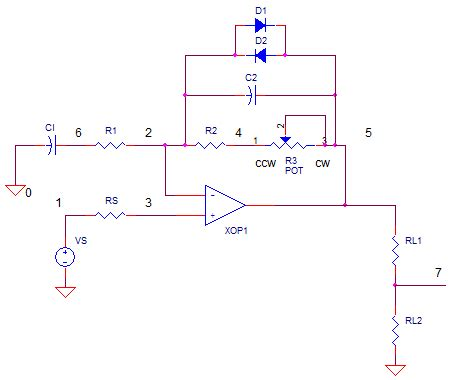 diode distortion circuit silicon diode in pspice 28 images audittoday guitar effects distortion box pn junction why