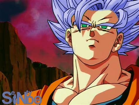 imagenes goku modo dios la nueva transformaci 211 n de gok 218 modo dios super saiyajin
