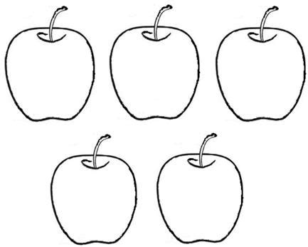 apple number coloring pages 9 images of small apple coloring pages apple coloring