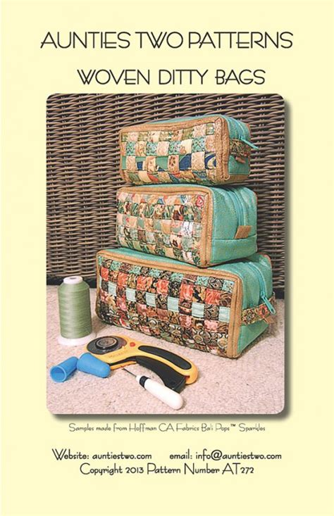 a book of woven coverlets classic reprint books woven ditty bags by aunties two at272