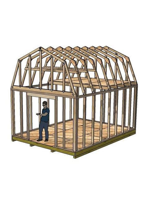 thinking   shed plans    place