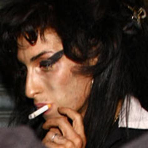 Scratches On Winehouses Arm Spark Fears The Singer Is Self Harming by Winehouse Sparks New Health Fears After Out