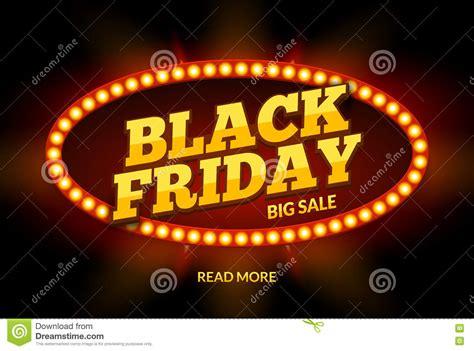 black friday light sale black friday sale frame design template black friday