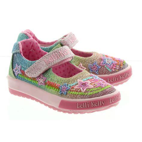 sandals shows lelli lk4012 rainbow bar shoes in multicoloured
