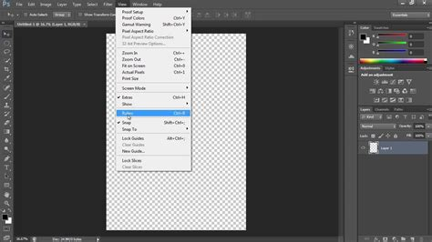 reset a tool in photoshop how to change units of the rulers in photoshop cs6 youtube