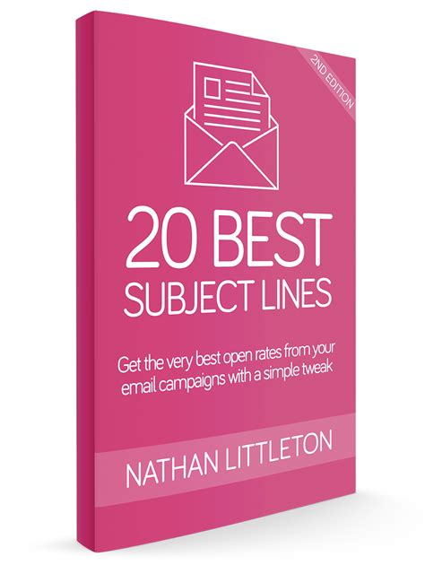 20 email subject lines that will get opened every time 20 best subject lines free download