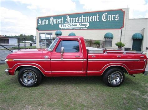 1979 ford f150 4x4 short bed for sale 1979 f150 4x4 for sale in florida autos post
