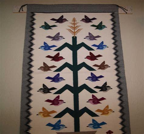 navajo tree of rug navajo tree of weaving by elsie mountain 654 s navajo rugs for sale