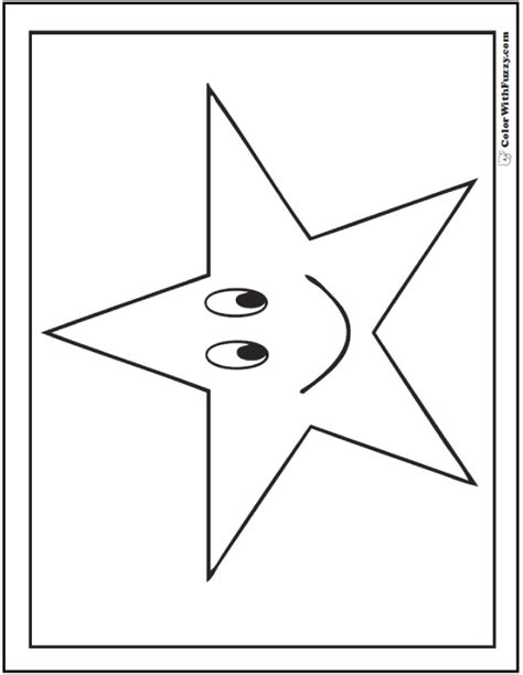 happy star coloring page 60 star coloring pages customize and print pdf