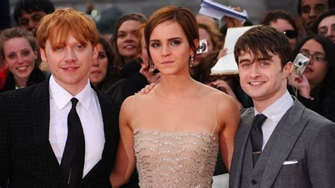 emma watson and rupert grint 2017 the quot harry potter cast have a group chat and you re gonna