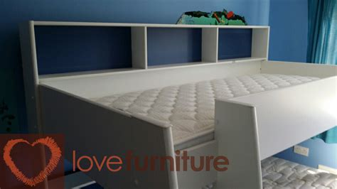 bunk beds with free mattresses leo bunk bed with free mattress