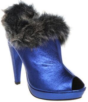 Shoe Of The Week Shoewawa 14 by Shoe Of The Week Fugly Fur Shoewawa