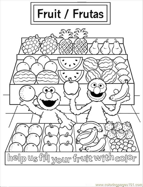 free health body coloring pages