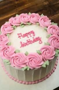 kuchen dekorieren geburtstag best 20 buttercream birthday cake ideas on