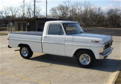 1970 ford f series build by f100builder