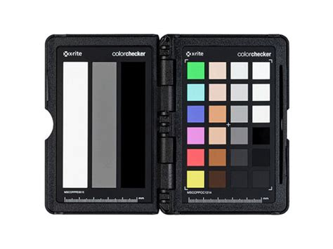 xrite color checker xrite colorchecker passport